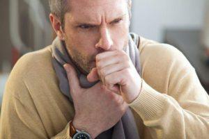 Сухой кашель при гриппе