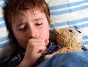 лечение сухого кашля до рвоты у ребенка