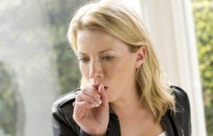 Кашель при раке легких