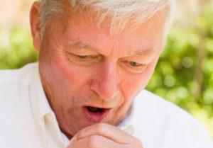 кашель у пожилых людей